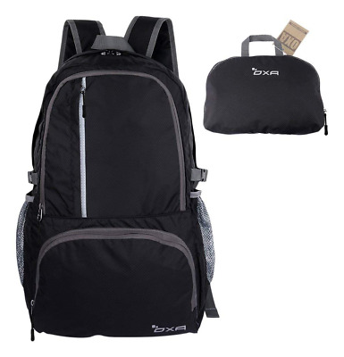 Ultralight Foldable Daypack Packable Backpack 30L Durable Hiking Travel US SHIP