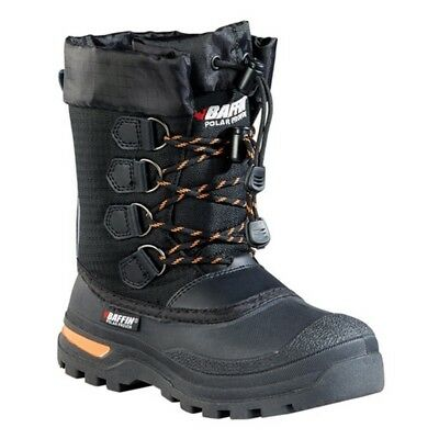Baffin Jet Youth Snow Boots Black