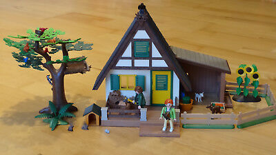 Playmobil Forsthaus Abenteuer Wild Life Country