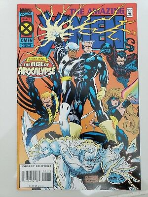 The Amazing X-Men #1-4 (1995) Marvel Comics Age Of Apocalypse Full Complete Set