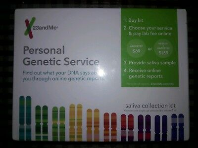 23andme kit expiration