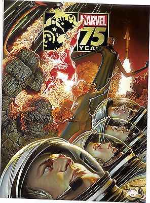 Marvel 75Th Anniversary Special Edition #1 Alex Ross 1:75 Fantastic Four Variant