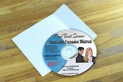 End Trust Issues: Deal with Excessive Mistrust Ocean Subliminal CD