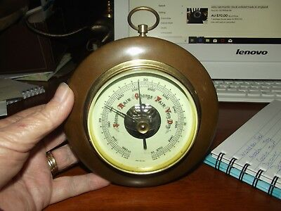barometer made in west germany