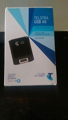 Telstra NETGEAR AirCard 320u 4g LTE Wireless USB Mobile Broadband Modem