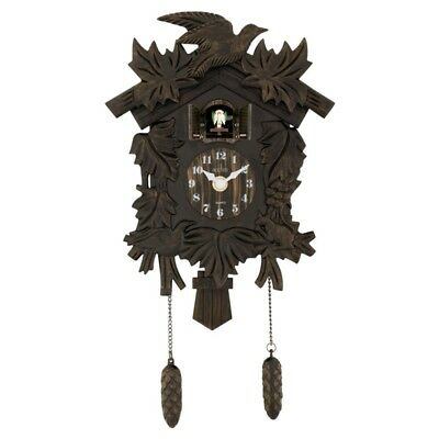 Acctim Hamburg Cuckoo Clock, Antique Bronze