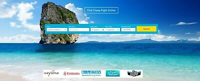 Travel website with Hotels and Flights