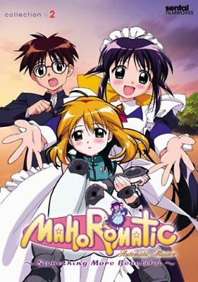 Mahoromatic Season 2: Something More Beautiful Collection Anime RC1 [3 DVDs]