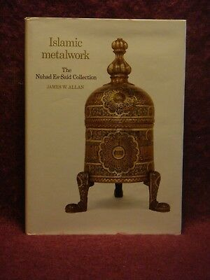 Islamic Metalwork.The Nuhad Es-Said Collection.James W. Allan.Philip Wilson,1999