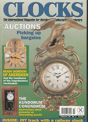 Quaker Longcase. Garden Railway Clock. Eight Day Clock. The Kundorum.  X3.171