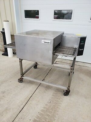 "Lincoln Impinger 1116 Single Stack Gas Conveyor Pizza Oven ***Belt Width 18""***"