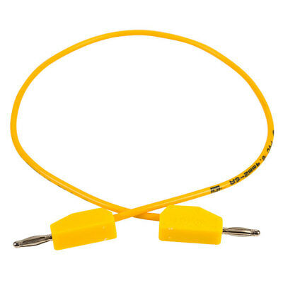 PJP 214-25-J 2mm Quality Test Lead 250mm Yellow