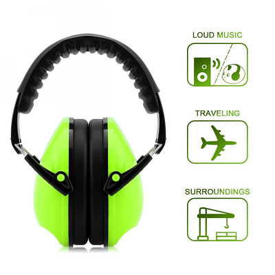 Noise Reduction Ear Muff Cancelling Hunting Shooting Hearing Protection Earphone