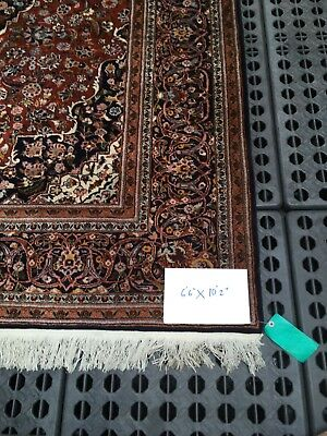 """10'2"""" x 6'6"""" Persian Rug. Wool. Antique. Great Condition."""
