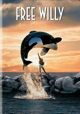 Free Willy (DVD, 2009) NEW
