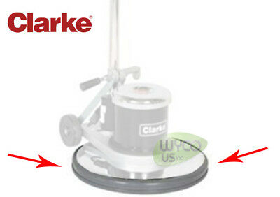 "Oem Clarke, 17"" Bumper For Cfp Floor Machine Series (Silver Base), 30381A, 9B3"