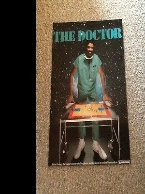 dr j julius erving the doctor 20x30 poster print 29 99 picclick