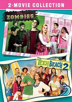 Teen Beach Movie 2 / Zombies: 2-Movie Collection (REGION 1 DVD New)