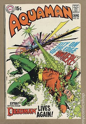 Aquaman (1st Series) #50 1970 VG 4.0
