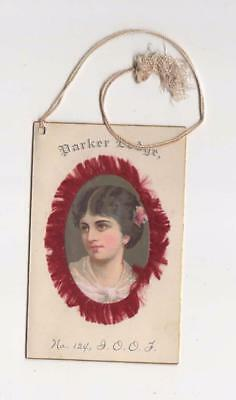 Chase & Sanborn Coffee and Tea, Victorian Trade Card,