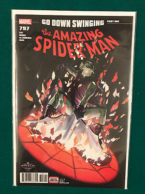 Amazing Spider-Man #797 Alex Ross Cover A Red Goblin Comic Book