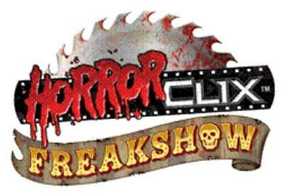 HorrorClix Freakshow Booster Pack Box MINT