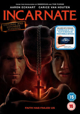 Incarnate (Horror) [DVD] New and Sealed
