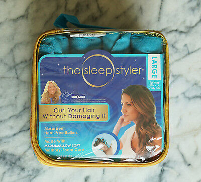 THE SLEEP STYLER ~ Large ~ 8 Rollers