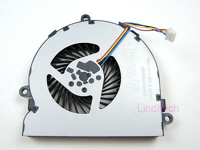 New Replacement CPU Cooling Fan SPS-813946-001 DC28000GAF0 for HP Notebook 15-AC