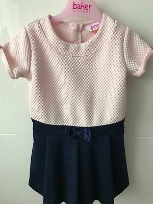 Girls Ted Baker Playsuit Age 2-3 Years