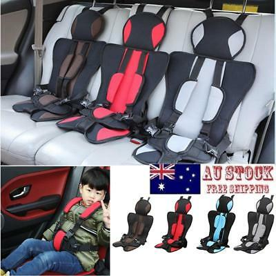 Portable Infant Children Kids Baby Car Safety Booster Seat Chair Cushion Carrier
