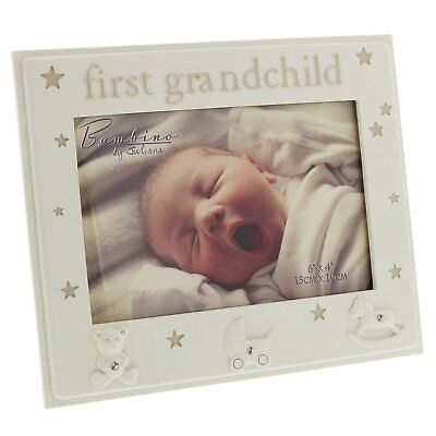 First Grandchild Photo Frame Great Gift for New Grandparents