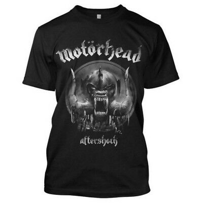 Motorhead 'Aftershock' T-Shirt - NEW & OFFICIAL!