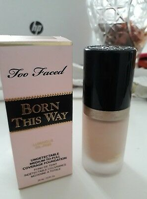 Too Faced BORN THIS DAY 30ML COULEUR IVORY