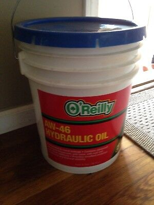 AW 46 Hydraulic Oil 5 Gallon Pail NEW