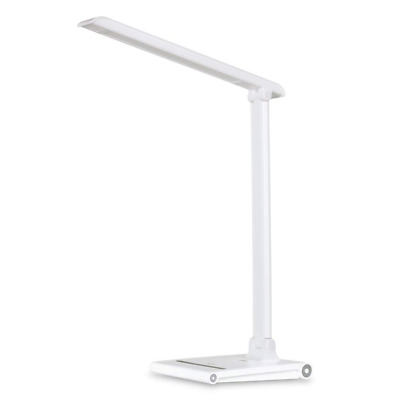 LEC315 Dimmable LED Desk Lamp with USB Port Office Work Light 3 Lighting Modes