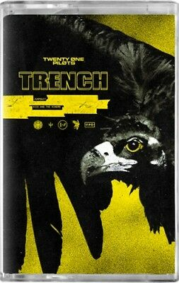 Twenty One Pilots TRENCH Fueled By Ramen NEW SEALED YELLOW COLORED CASSETTE TAPE