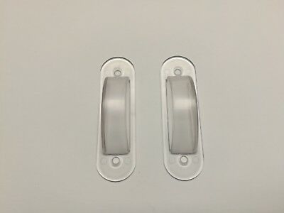 2PK Clear Switch Plate Cover Guard Keep Light Switch ON Off protects your lights