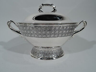 Tiffany Soup Tureen - 5817 - Antique Aesthetic - American Sterling Silver