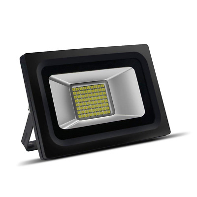 30W/ 144 LEDs Bright Outdoor Floodlight Waterproof Energy LED Flood Lights NEW