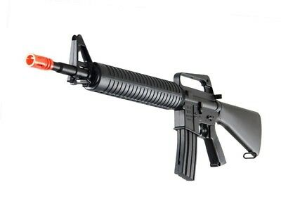 Airsoft Gun M16 Rifle Vietnam Spring Rifle 330 FPS BBs 6mm WELL