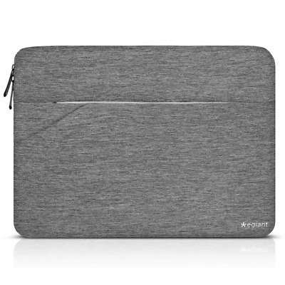 Laptop Sleeve 13.3 inch, Slim Water-Resistant Notebook Case Bag Computer Cover