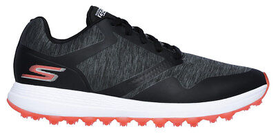 80d687127f233d Skechers Womens GO Golf Max-Cut Ladies Golf Shoes 14879 BKHP Black Pink New