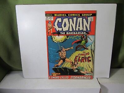 Conan the Barbarian #14 VF- Barry Smith, 1st Elric This Title