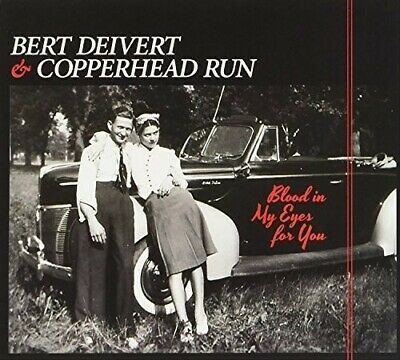 Bert Deivert / Coppe - Blood In My Eyes For You [New CD] UK - Import