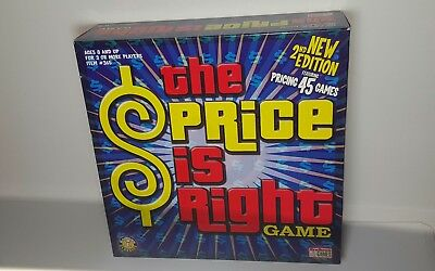The Price is Right New 2nd Edition by Endless Games - 100% Complete Clean Rare