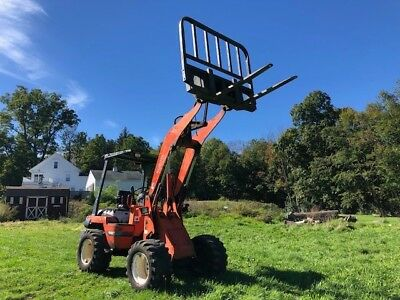 Kubota R520 44HP Diesel Articulating Mini Wheel Loader LK 420 530 630