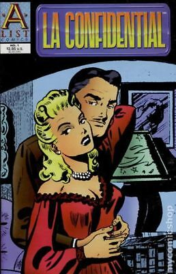 L.A .Confidential #1 1997 VG Stock Image Low Grade