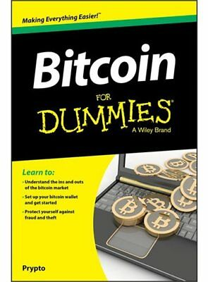 Bitcoin for Dummies PDF Fast Delivery