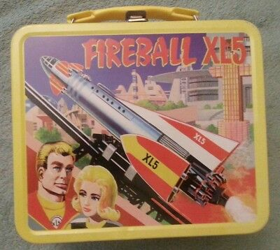 Fireball XL5 Lunchbox Reproduction  Gerry Anderson